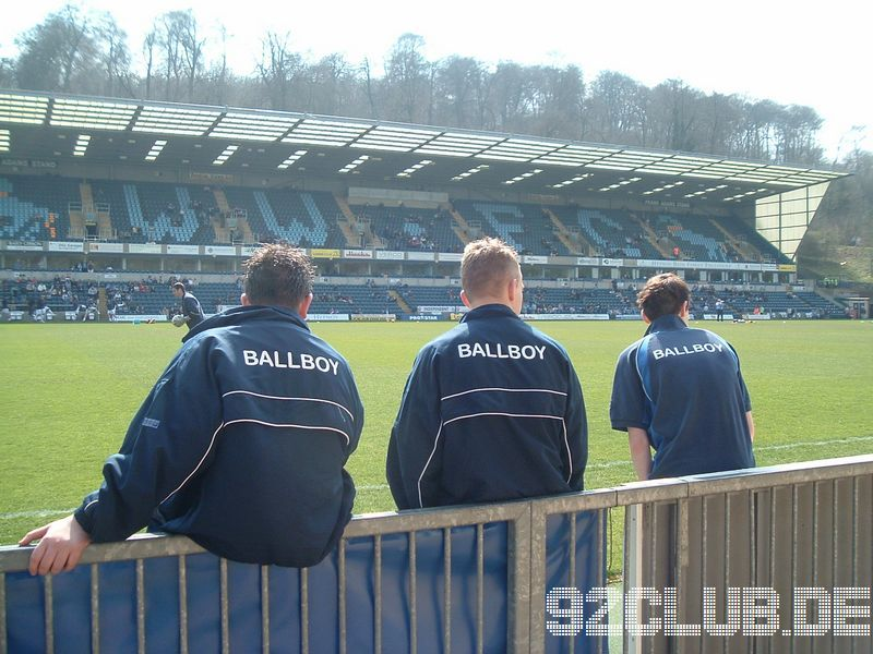Wycombe Wanderers - Shrewsbury Town, Adams Park, League Two, 07.04.2007 -