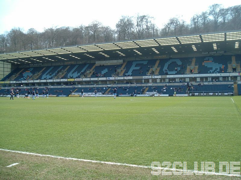 Wycombe Wanderers - Shrewsbury Town, Adams Park, League Two, 07.04.2007 - Frank Adams Stand
