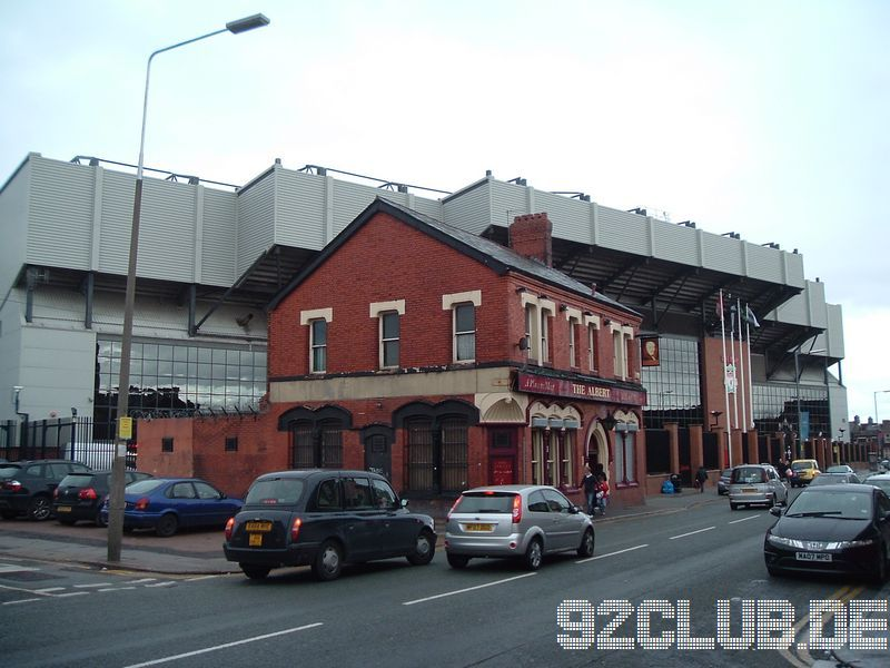 Anfield - Liverpool FC,