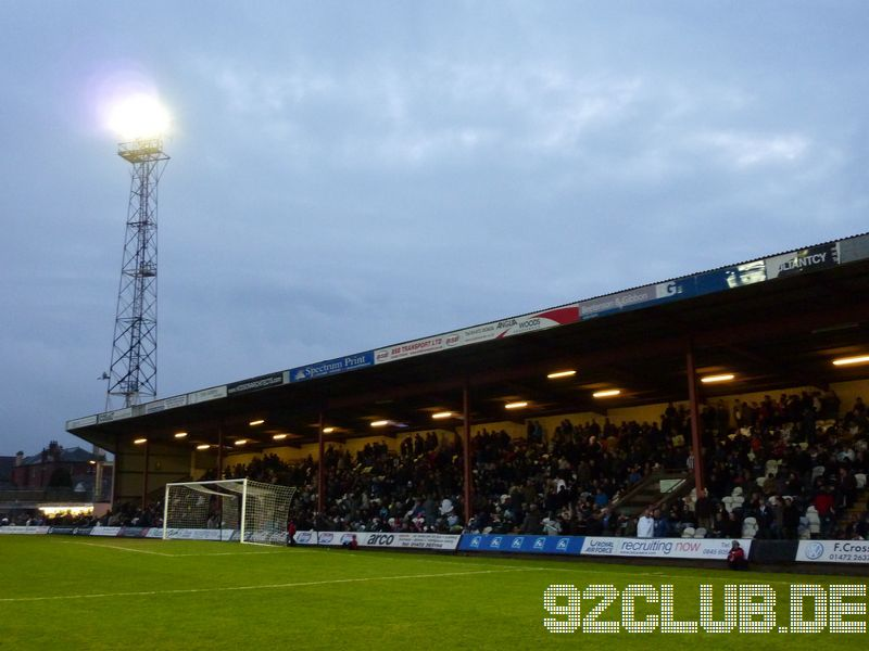 Blundell Park - Grimsby Town,
