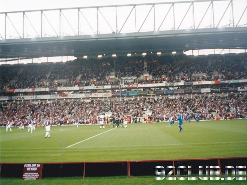 West Ham United - Birmingham City, Boleyn Ground, Premier League, 05.10.2002 -