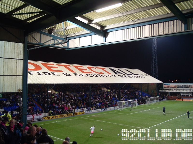 Boundary Park - Oldham Athletic,