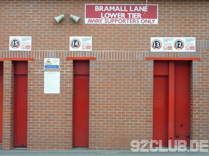 Bramall Lane - Sheffield United,