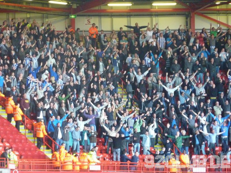 Sheffield United - Sheffield Wednesday, 54, Championship, 16.10.2011