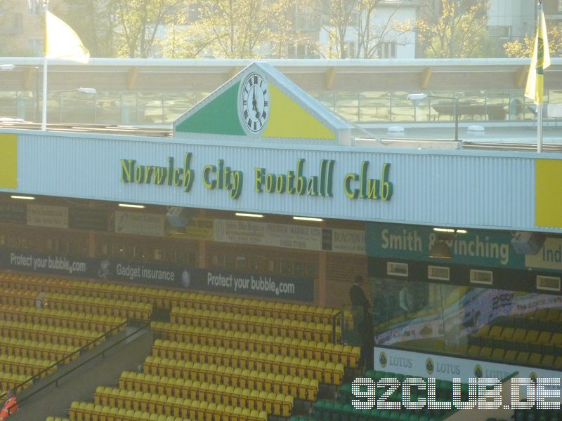 Carrow Road - Norwich City,