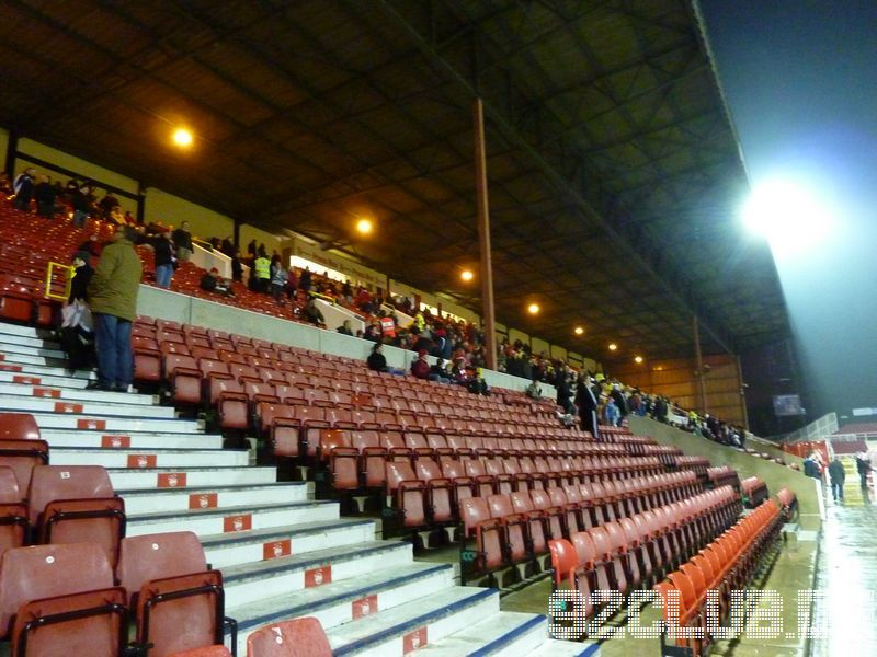 Swindon Town - Tranmere Rovers, County Ground, League One, 25.01.2011 -