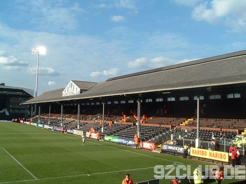 Fulham FC - West Ham United, Craven Cottage, Premier League, 17.09.2005 -