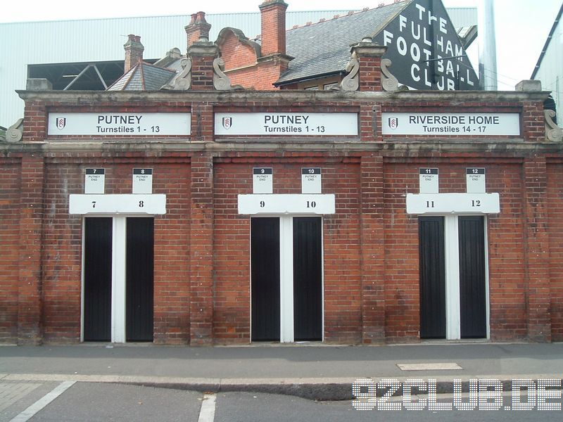 Fulham FC - West Ham United, 11, Premier League, 17.09.2005