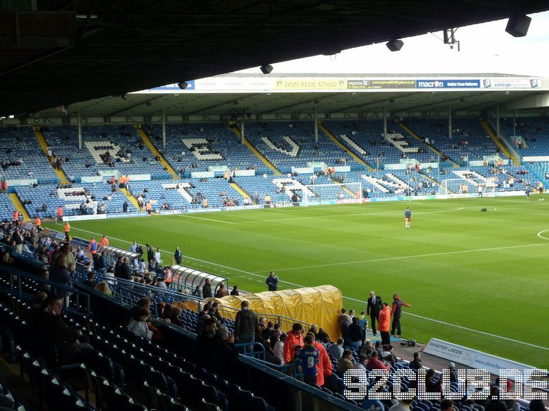 Leeds United - Sheffield United, Elland Road, Championship, 25.09.2010 -