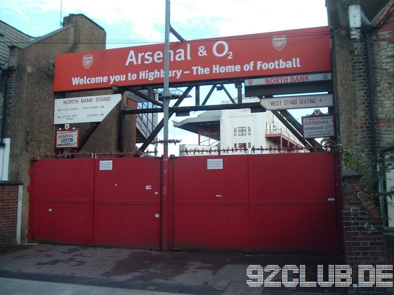 Highbury - Arsenal FC,