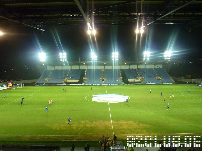 Kassam Stadium - Oxford United,