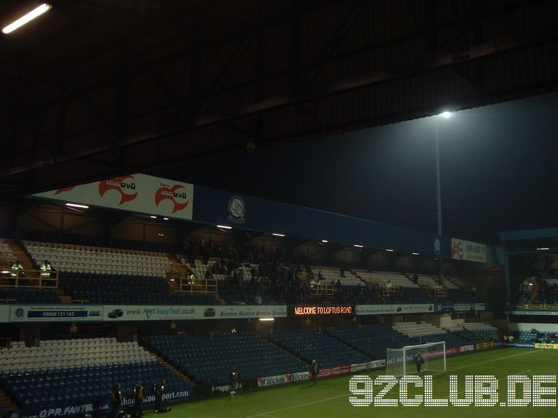 Loftus Road - Queens Park Rangers,