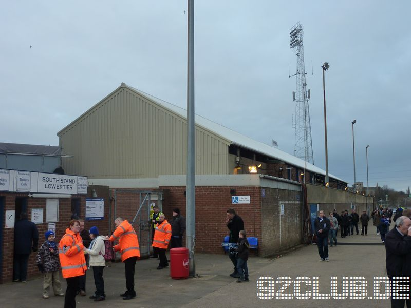 Peterborough United - Sunderland AFC, London Road, FA Cup, 08.01.2012 -