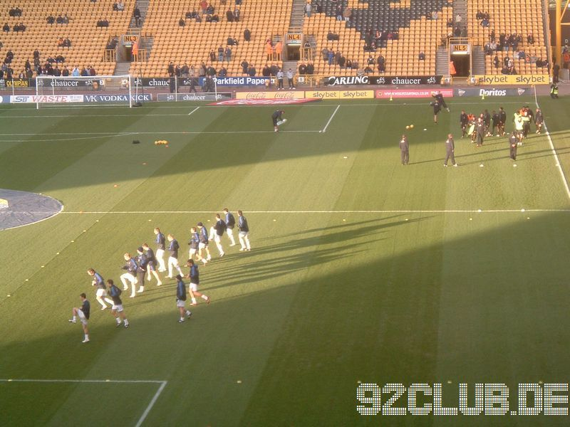 Wolverhampton Wanderers - Leeds United, Molineux, Championship, 17.12.2005 -