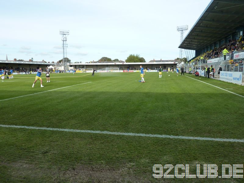 Plainmoor - Torquay United,