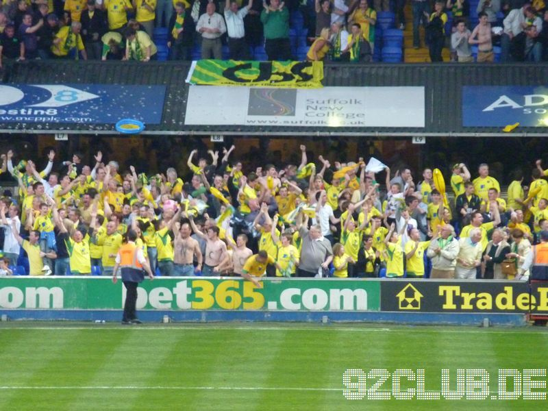 Ipswich Town - Norwich City, Portman Road, Championship, 21.04.2011 -