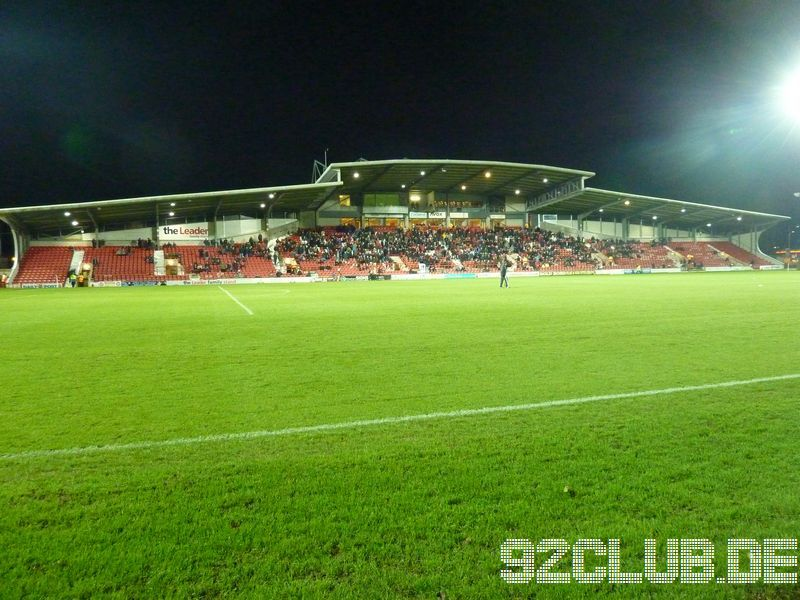 Racecourse Stadium - Wrexham AFC,