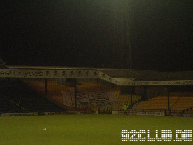 Roots Hall - Southend Utd,