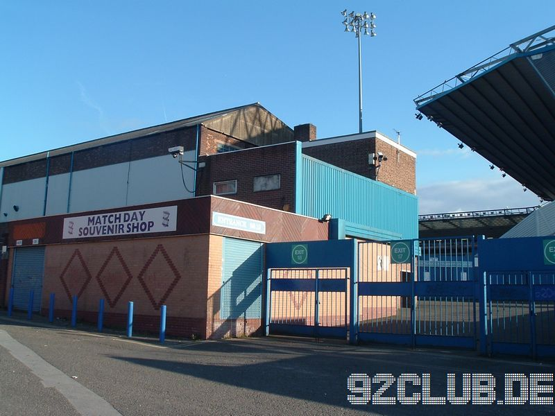 St.Andrews - Birmingham City,