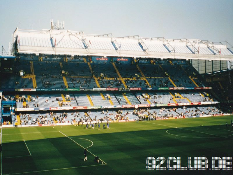 Chelsea FC - Manchester City, Stamford Bridge, Premier League, 22.03.2003 -