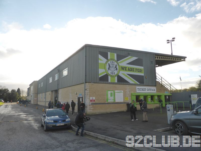 The New Lawn - Forest Green Rovers,