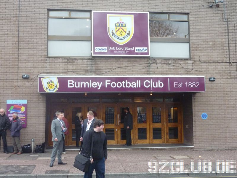 Turf Moor - Burnley FC,