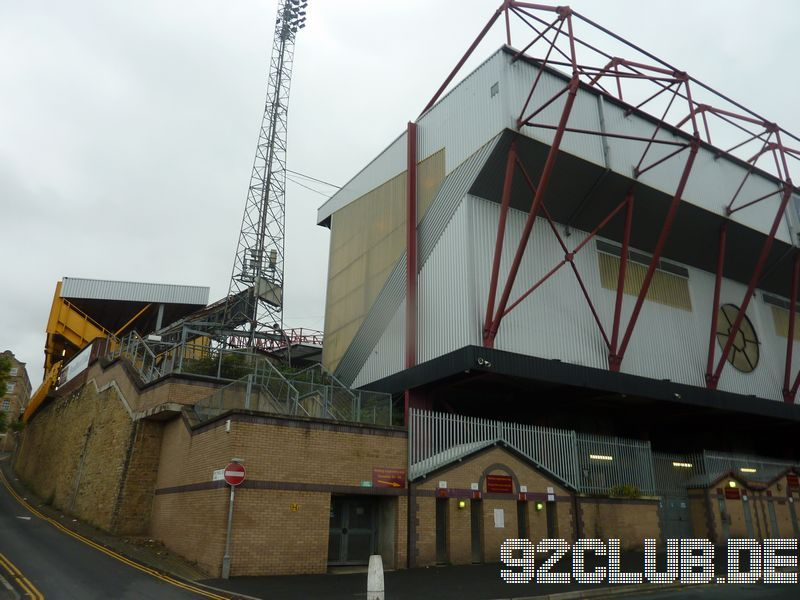 Valley Parade - Bradford City,
