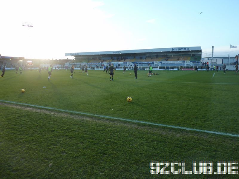 Victoria Ground - Hartlepool United,